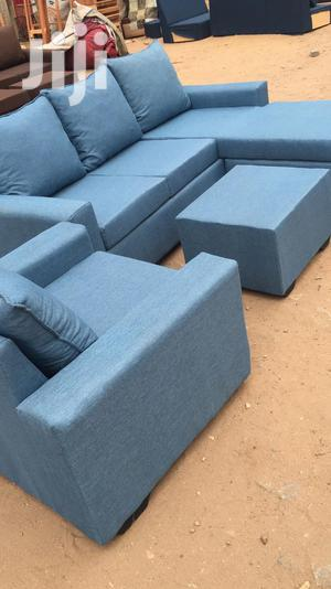 Get Quality Good Work L Shaped Sofa | Furniture for sale in Greater Accra, Adabraka