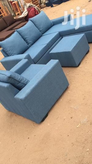 Classic New L Shaped Sofa Chair | Furniture for sale in Greater Accra, Adabraka