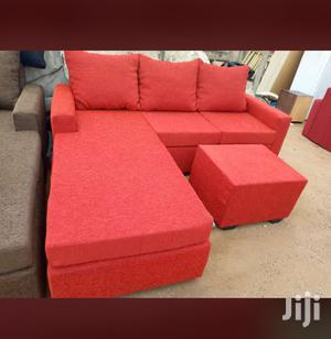 Best Colorful L Shaped Sofa Chair | Furniture for sale in Greater Accra, Adabraka