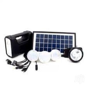 GD Plus Solar Mobile Power – Black   Solar Energy for sale in Greater Accra, East Legon