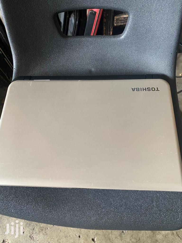Archive: New Laptop Toshiba 8GB Intel Core I5 HDD 1T