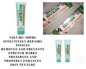 Beckon 100ml Stretch Marks Scar Removing Cream | Skin Care for sale in Greater Accra, Nii Boi Town