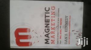 Magnetic Marketing | Books & Games for sale in Ashanti, Kumasi Metropolitan