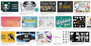 Brushes, Action Pack for Photoshop, Illustrator Procreate   Software for sale in Greater Accra, Accra Metropolitan