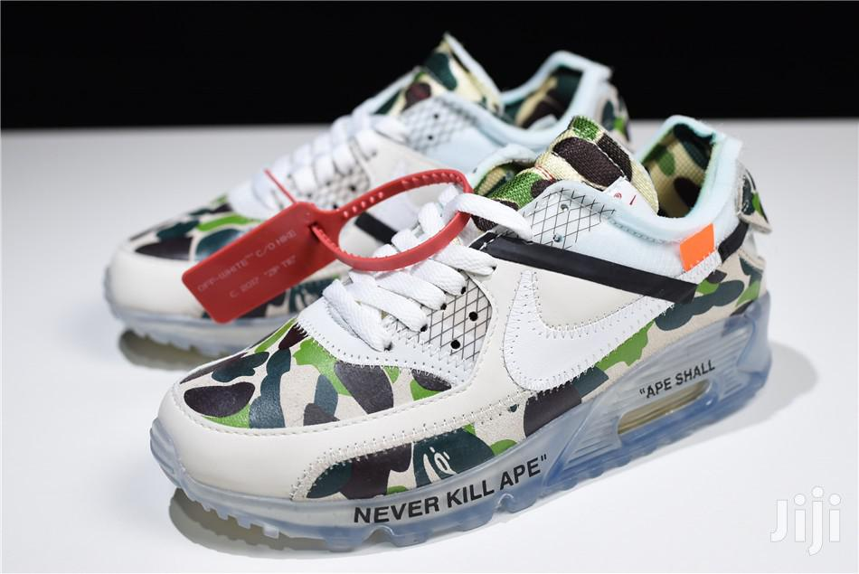 Archive: Original Nike Air Max 90 Off White in Stock