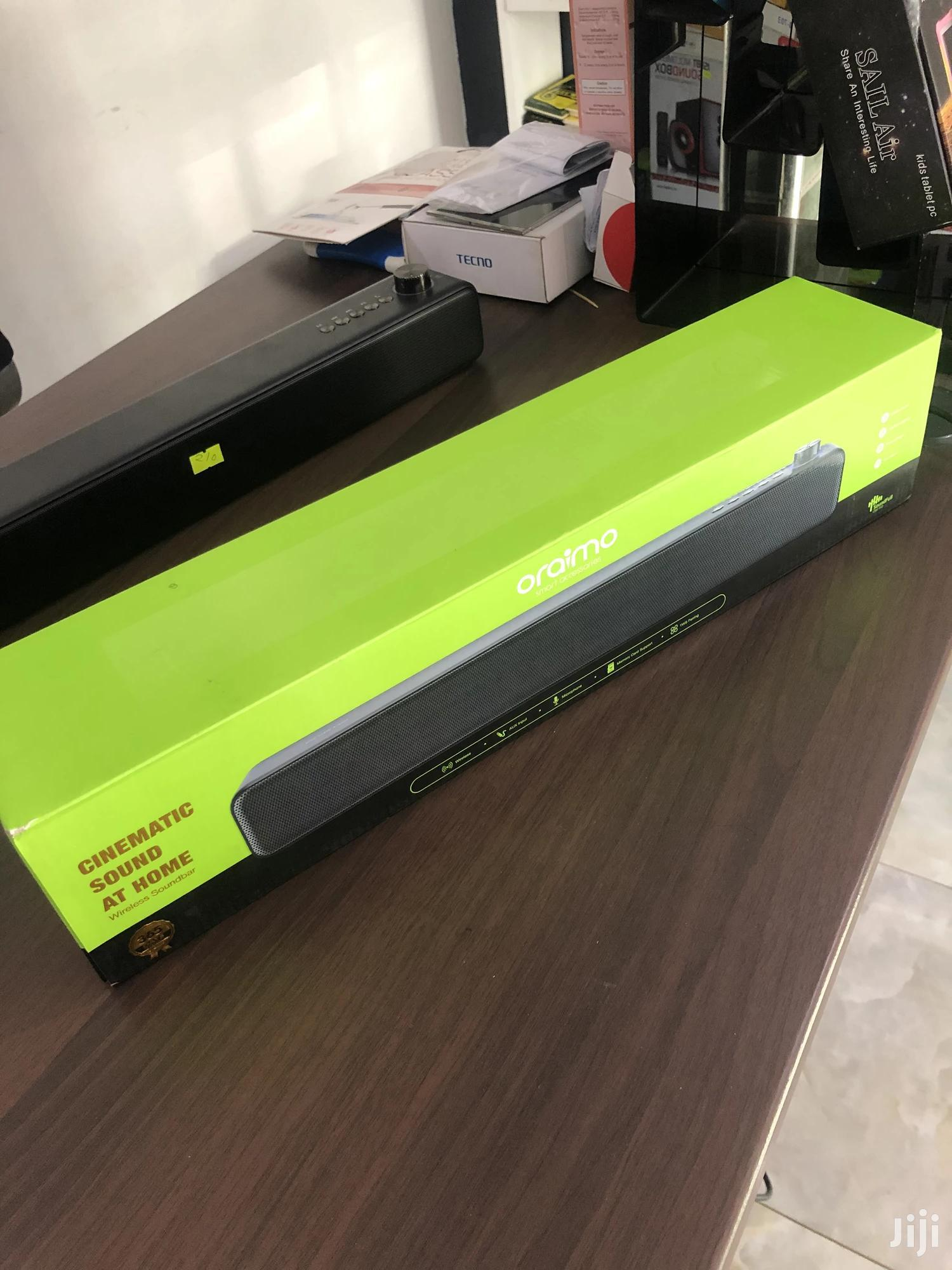 Oraimo Bluetooth Soundbar | Accessories for Mobile Phones & Tablets for sale in Adabraka, Greater Accra, Ghana