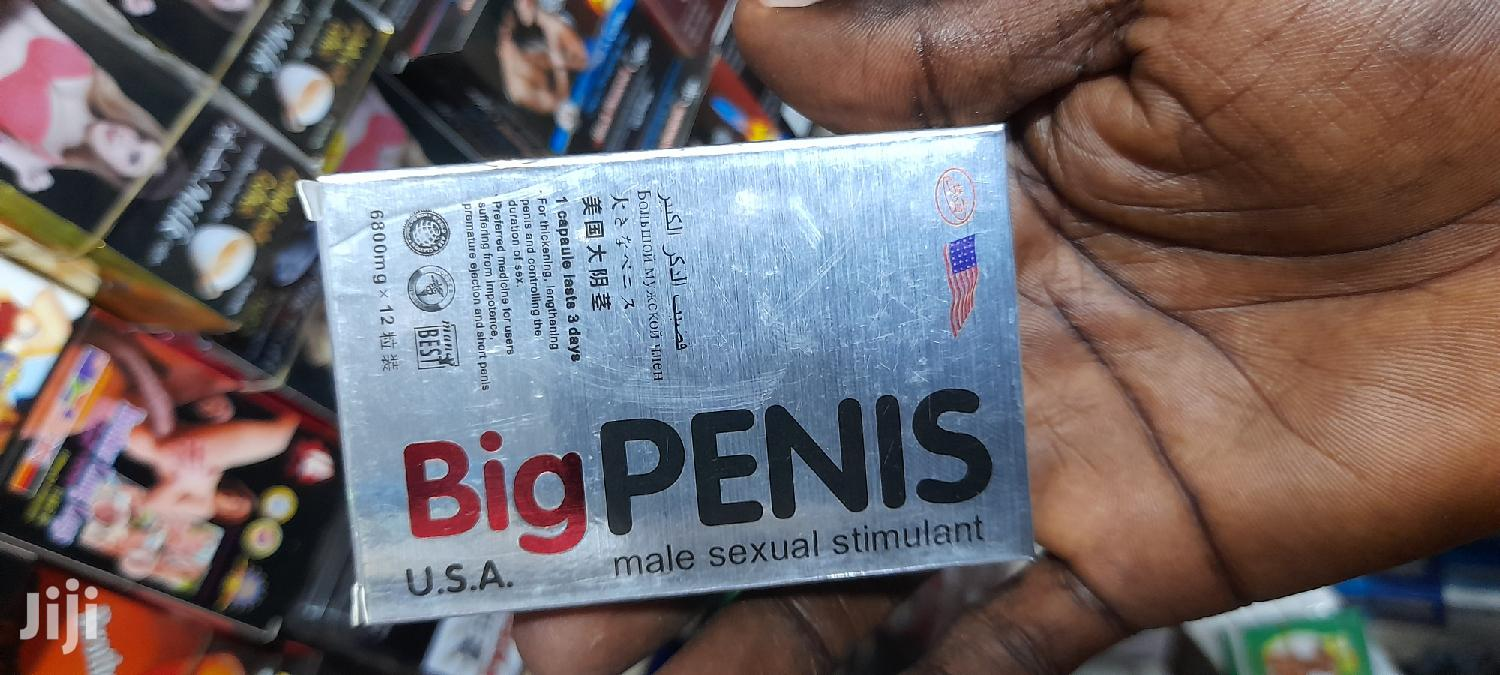 Big Penis Male Sexual Stimulant | Sexual Wellness for sale in Dansoman, Greater Accra, Ghana