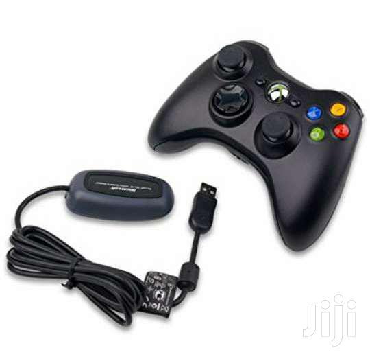 Xbox 360 Controller & Receiver