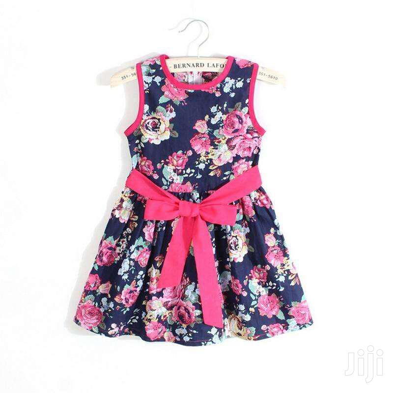 Floral Dress | Children's Clothing for sale in Dansoman, Greater Accra, Ghana