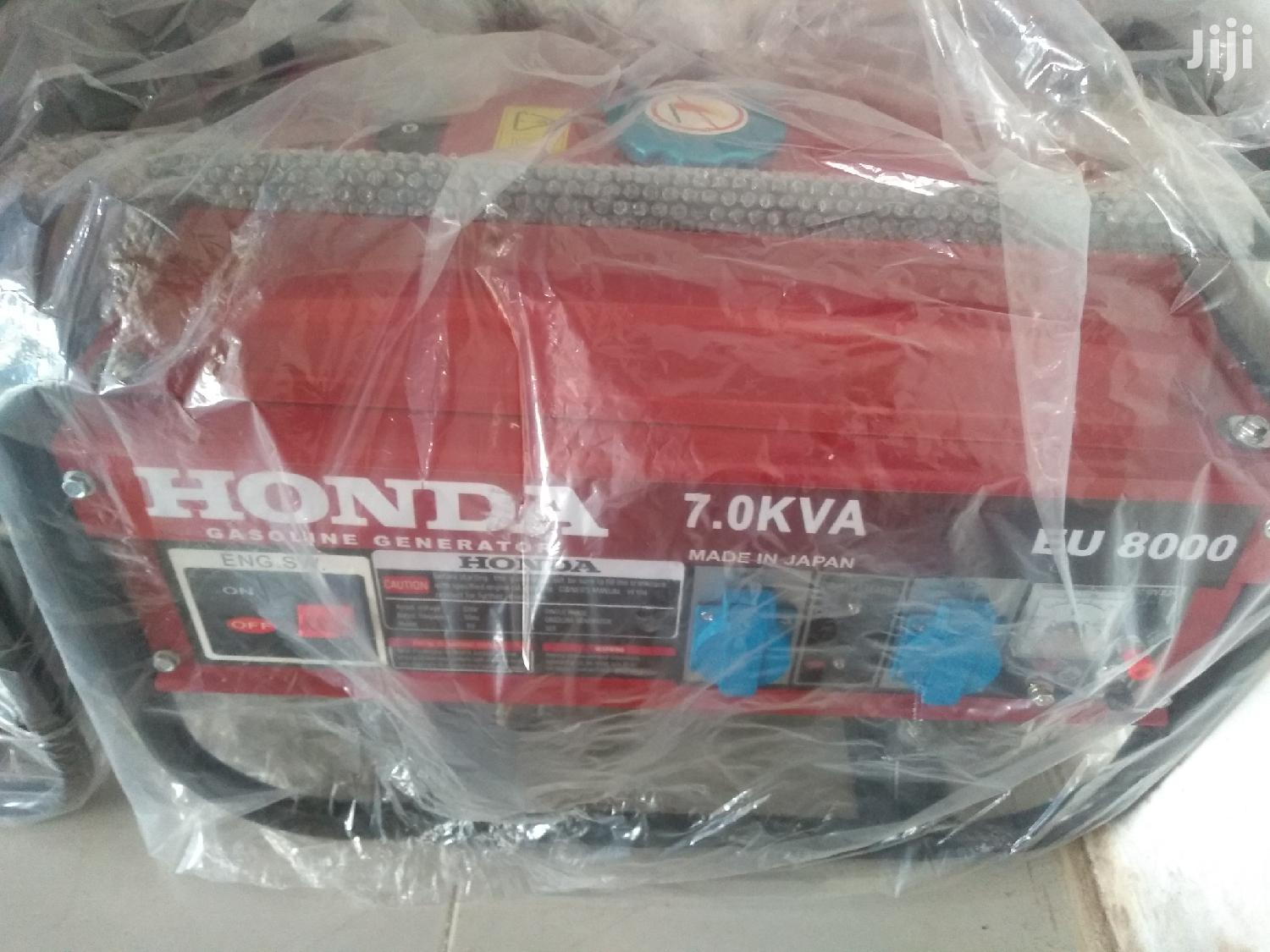 Honda 7kva Gasoline Brand New Generators Available* | Electrical Equipment for sale in Dansoman, Greater Accra, Ghana