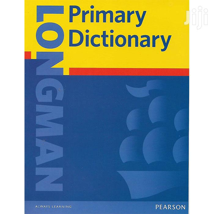 Long Man Primary Dictionary