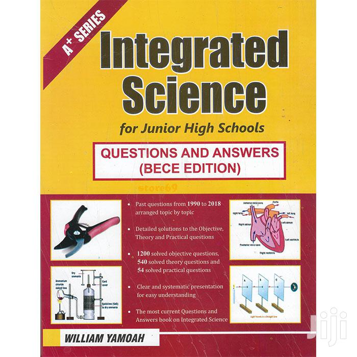 Integrated Science Past Questions Answers - JHS