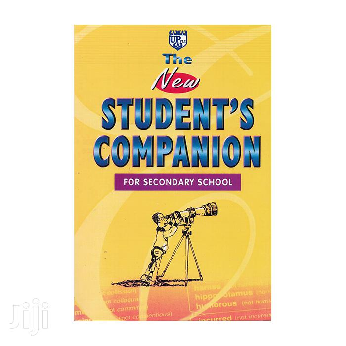 The New Student Companion - JHS