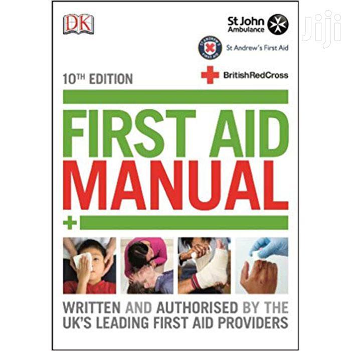 St John Flexibound, First Aid Manual