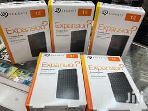 1 Terabyte Seagate External Hard Drive   Computer Hardware for sale in Greater Accra, Agbogbloshie