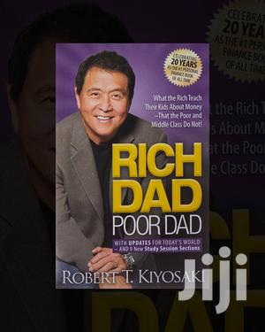 Rich Dad Poor Dad   Books & Games for sale in Greater Accra, Airport Residential Area