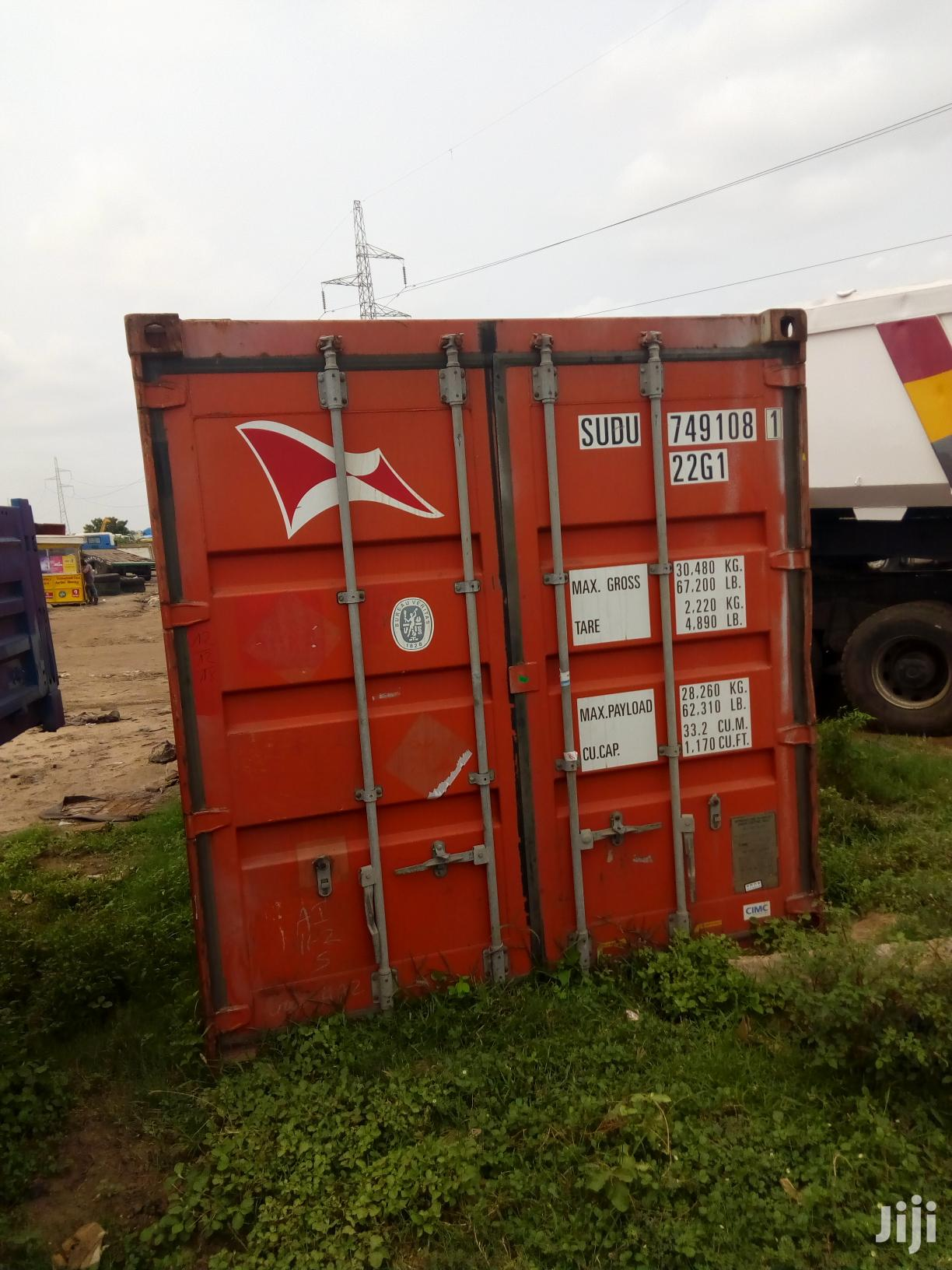 Shipping Container | Manufacturing Equipment for sale in Tema Metropolitan, Greater Accra, Ghana