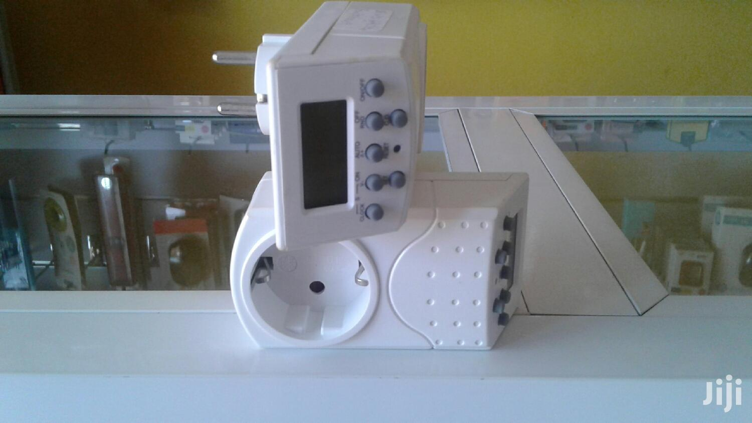GAO EMT757 Timer - Digital Timer - Socket - Weekly Timer | Accessories for Mobile Phones & Tablets for sale in Ga East Municipal, Greater Accra, Ghana