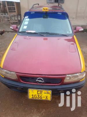 Opel Astra 1998 1.6 Red   Cars for sale in Central Region, Agona West Municipal
