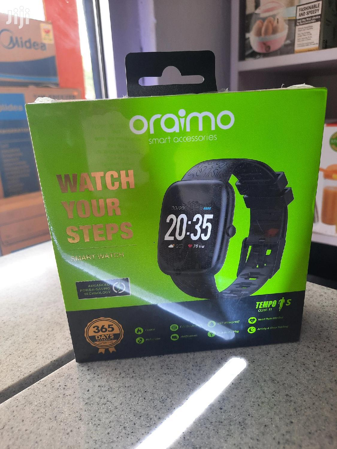 Oraimo Smart Watch | Smart Watches & Trackers for sale in Dansoman, Greater Accra, Ghana