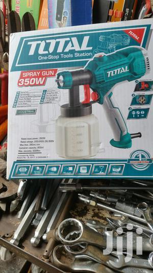 Total Electric Spraying Gun
