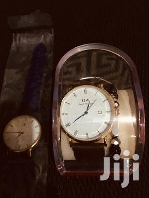 Dw Leather Watches and Quartz   Watches for sale in Central Region, Awutu Senya East Municipal