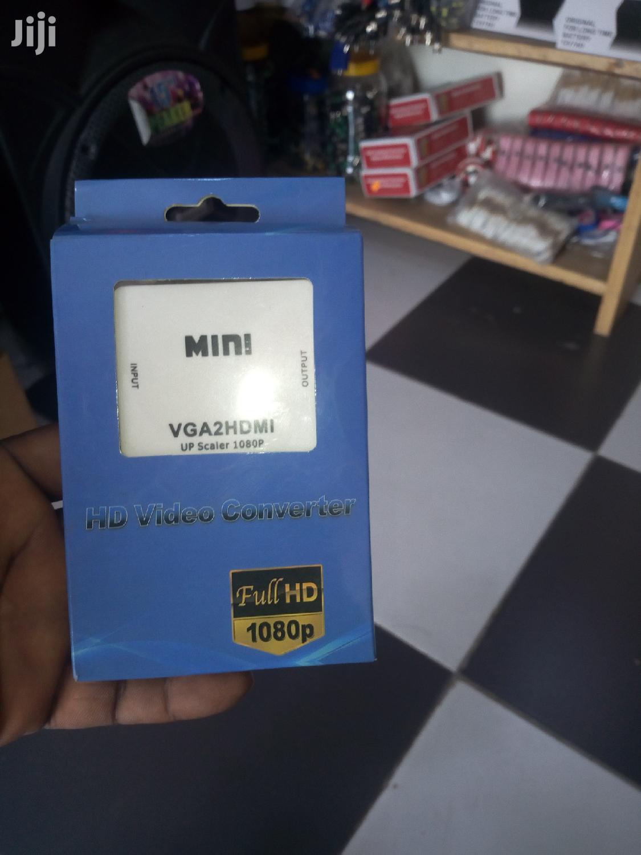 VGA2HDMI Converter