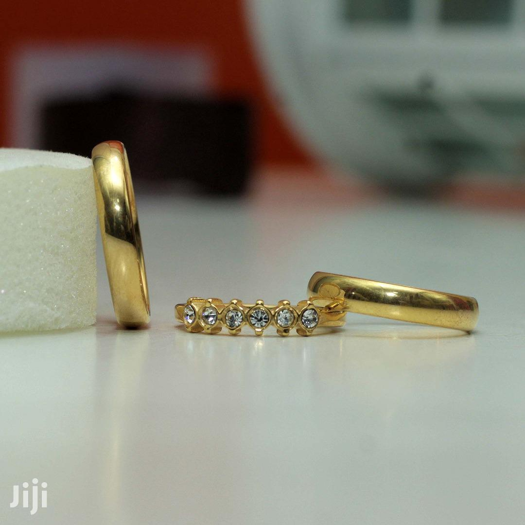 Archive: 18K Gold Plated Ring