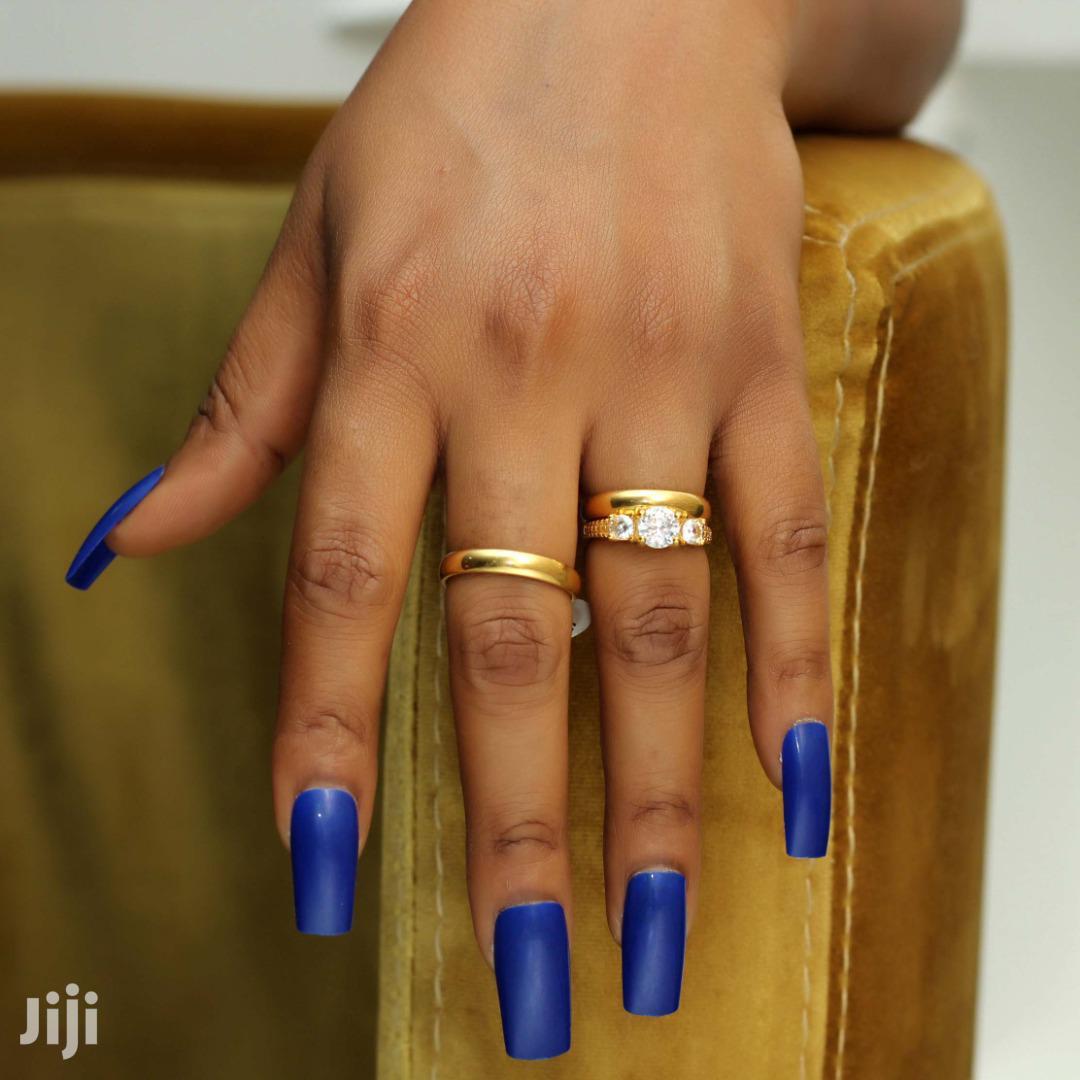 18K Elegant Ring