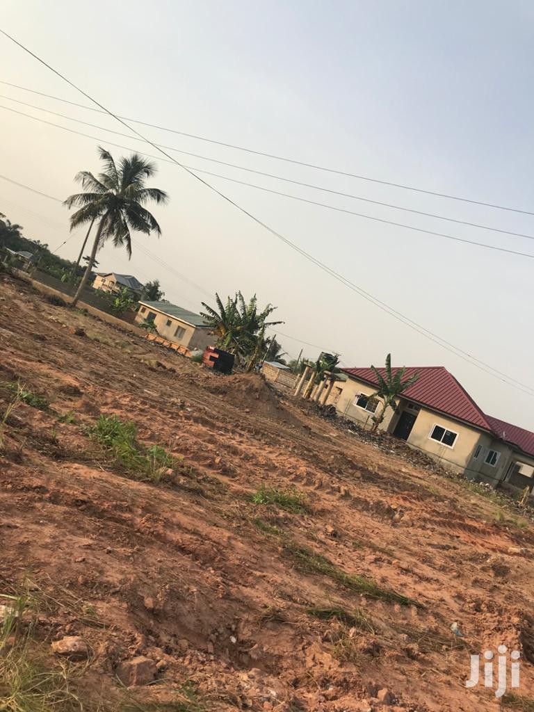 2 Plots of Land for Sale at Amsaman to Kumasi Road | Land & Plots For Sale for sale in Ga West Municipal, Greater Accra, Ghana