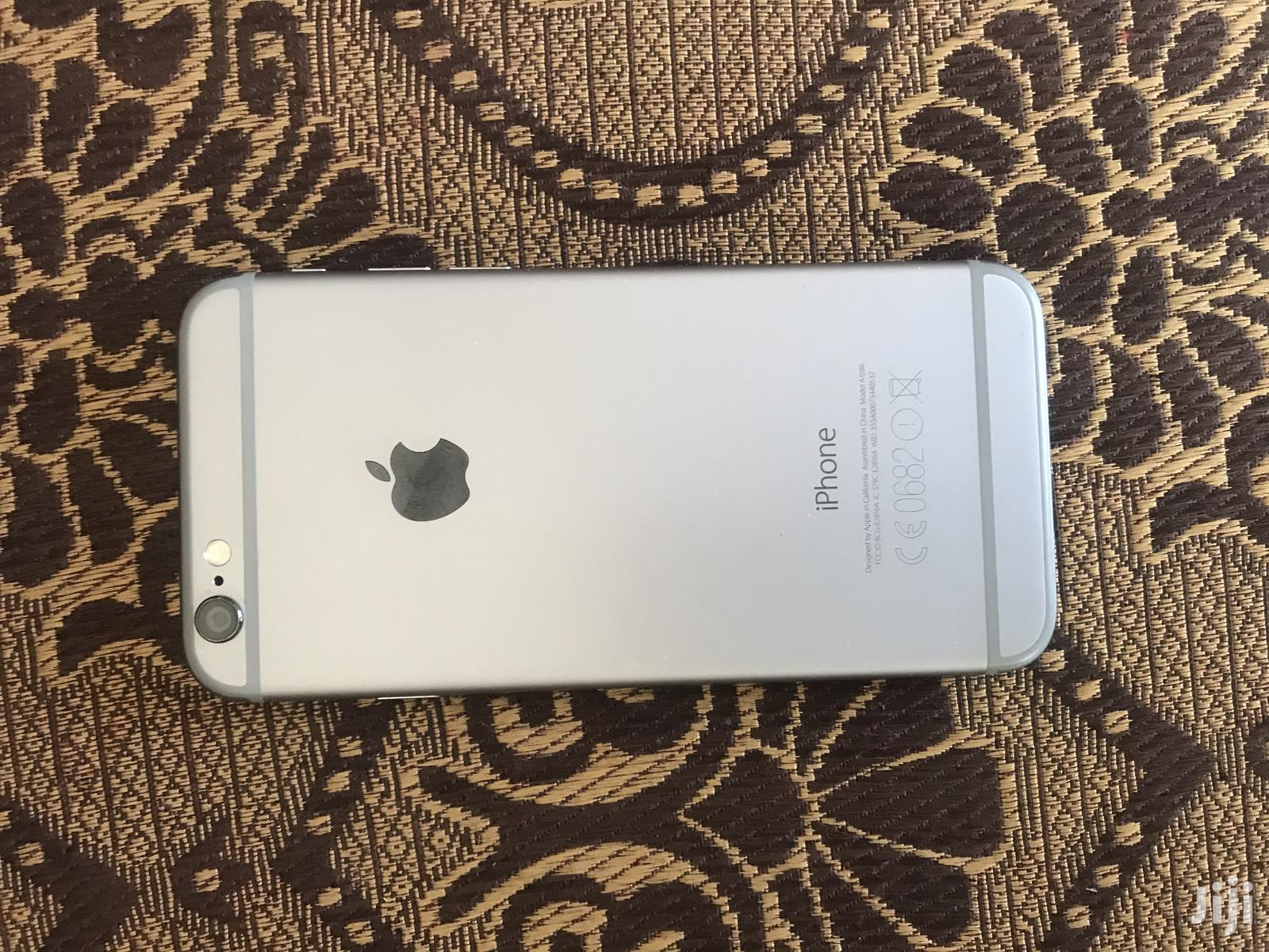 New Apple iPhone 6 16 GB Silver