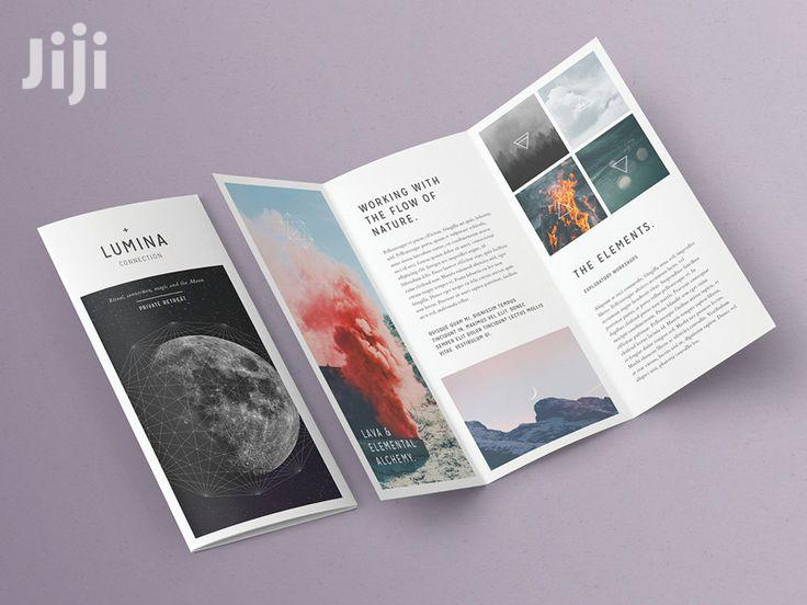 Affordable Trifold Brochure Printing
