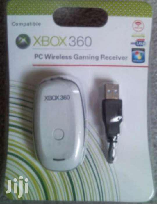 Xbox 360 Controller & Receiver | Accessories & Supplies for Electronics for sale in Asylum Down, Greater Accra, Ghana