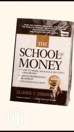 The School of Money   Books & Games for sale in Greater Accra, Ga West Municipal