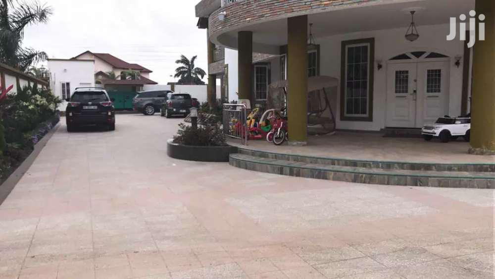 5 BEDRMS MANSION FOR SALE AT TRASACO FOR 2.5 MILLION DOLLARS NEGOTIABL | Houses & Apartments For Sale for sale in Agbogbloshie, Greater Accra, Ghana