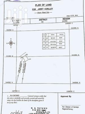 One Plot of Land Located Very Well Developed Area in Kasoa | Land & Plots For Sale for sale in Central Region, Awutu Senya East Municipal