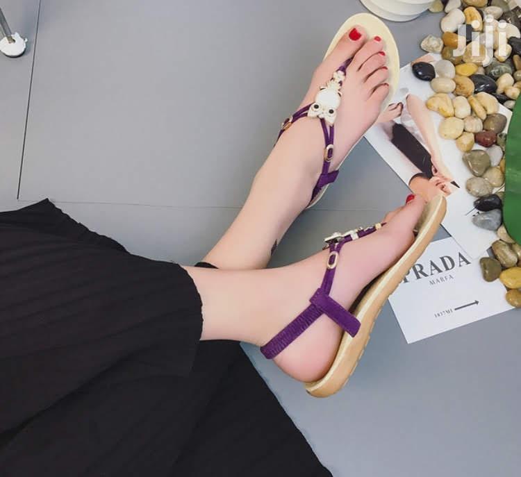 Archive: Women/Girls Cross Sandals