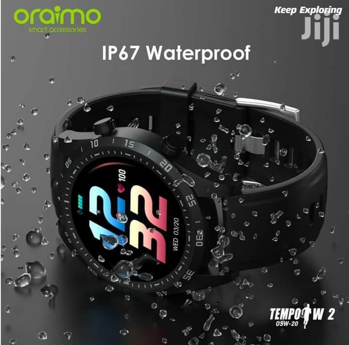 Oraimo Tempo W2 Smart Watch | Smart Watches & Trackers for sale in Achimota, Greater Accra, Ghana