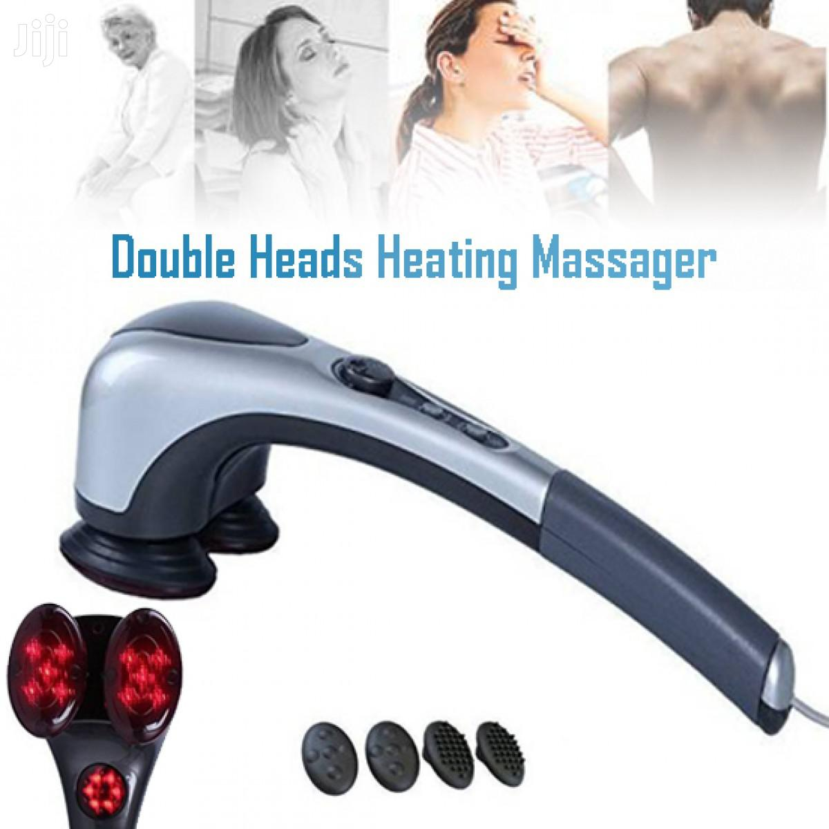 Heating Massager Double Head | Sports Equipment for sale in Adenta Municipal, Greater Accra, Ghana