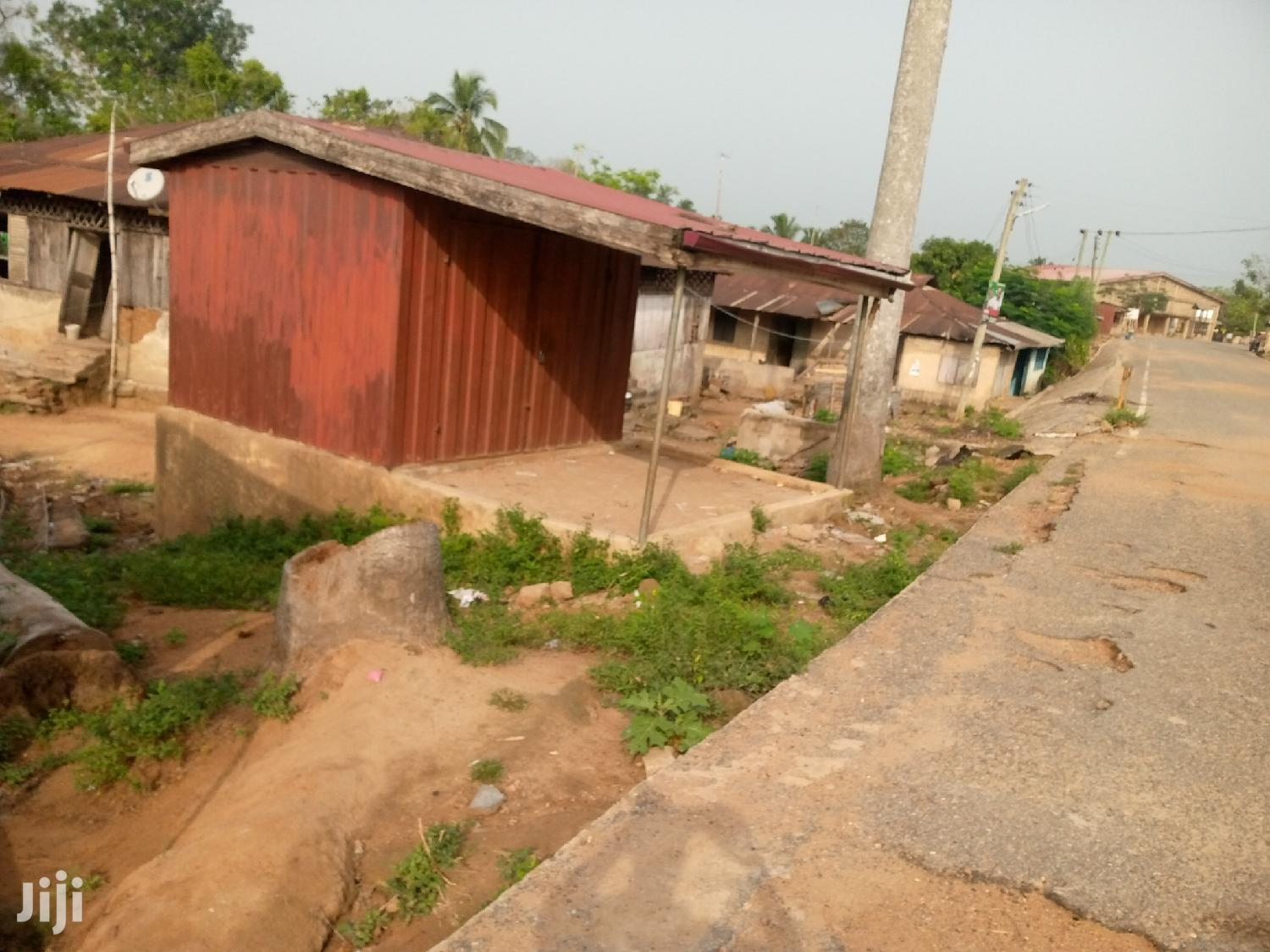 Property With 4 Plots of Land for Sale at Nsawam