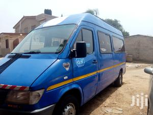 Mercedes Benz Sprinter 2014 Blue a Five Seater Vehicle | Buses & Microbuses for sale in Nungua, Teshie-Nungua Estates
