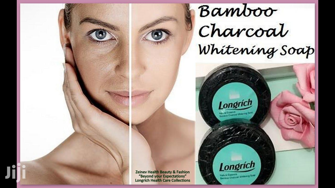 Archive: Longrich Bamboo Charcoal Soap