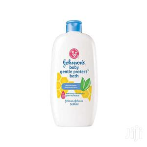 Johnson'S Baby Gentle Protect Bath 500ml | Baby & Child Care for sale in Teshie, New Town