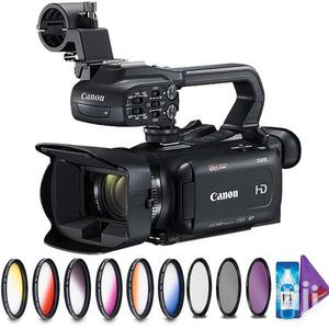 Canon XA11 Compact Full HD Camcorder +HDMI and Composite Out | Photo & Video Cameras for sale in Greater Accra, Adabraka