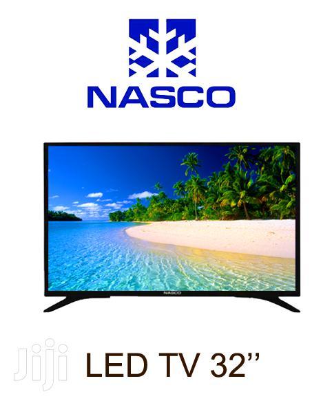 Nasco 32 Inches Digital Satelite LED TV