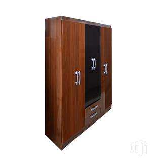 Wooden Wardrobe 6-Doors With 2-Drawers | Furniture for sale in Greater Accra, Achimota