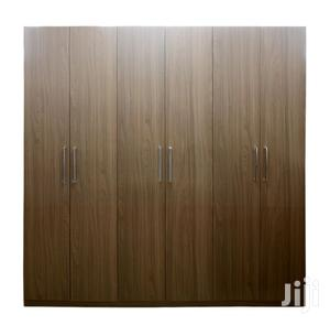 Wooden Wardrobe 6-Door With 2-Drawers | Furniture for sale in Greater Accra, Achimota