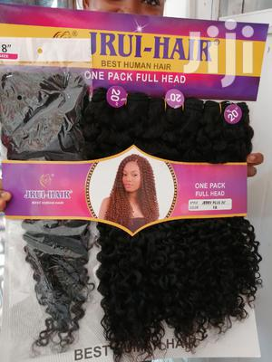 20inches Water Curls Plus Closure | Hair Beauty for sale in Greater Accra, Osu