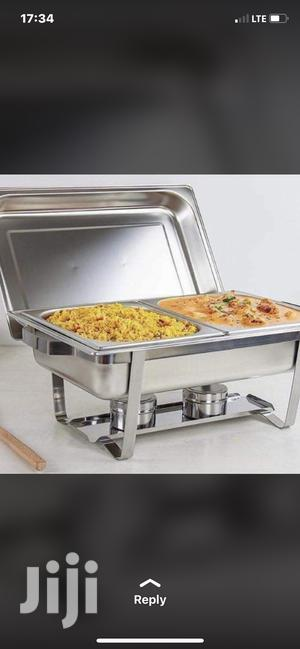 Chafing Dish Double Compartments   Kitchen Appliances for sale in Greater Accra, Mataheko