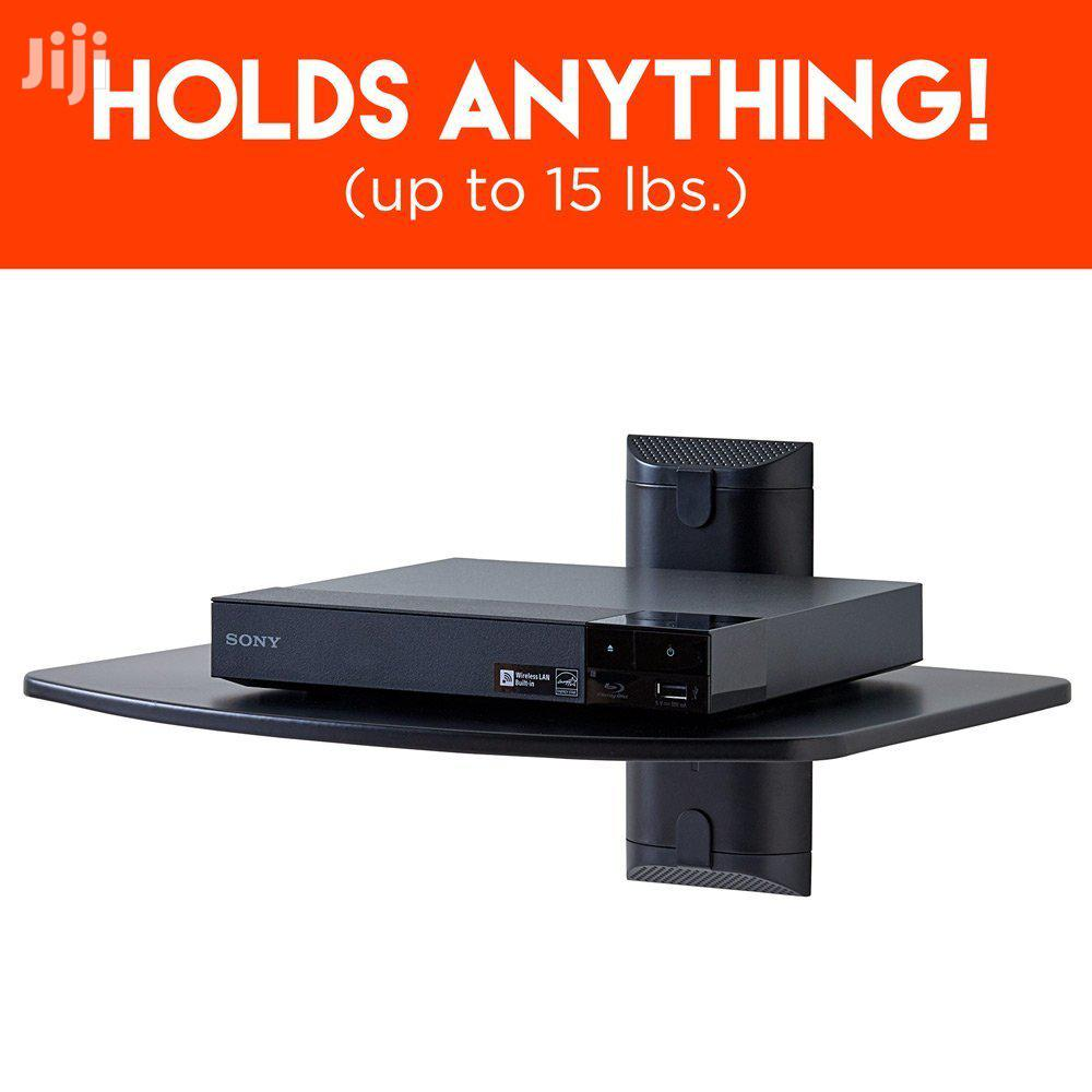 Newstar Single Dvd/Decoder Wall Mount Stand | Accessories & Supplies for Electronics for sale in Roman Ridge, Greater Accra, Ghana